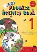 Jolly Phonics Activity Book