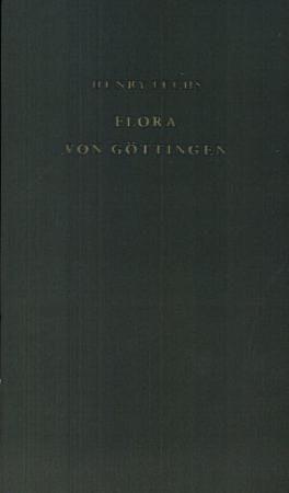 Flora von G  ttingen PDF