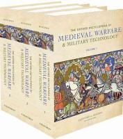 The Oxford Encyclopedia of Medieval Warfare and Military Technology PDF