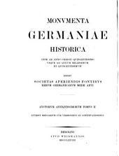 Eutropi Breviarium ab urbe condita cum versionibus graecis et Pauli Landolfique additamentis: Volume 2