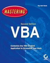 Mastering MIcrosoft VBA: Edition 2
