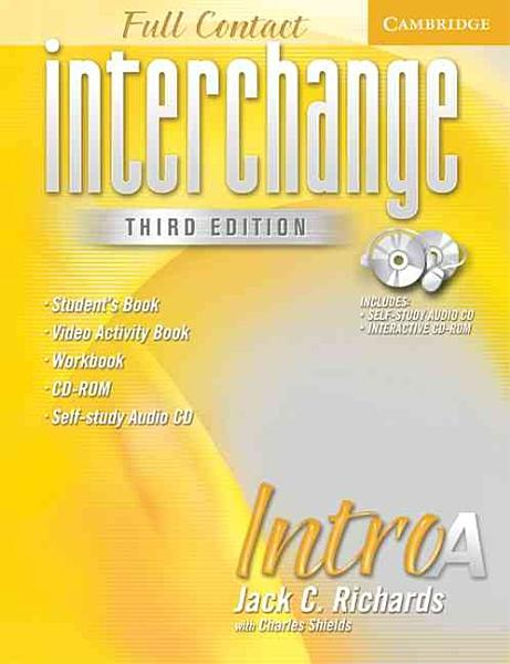 Interchange Third Edition Full Contact 1A