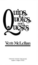 Quips Quotes and Quests