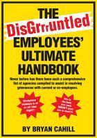 The Disgruntled Employees  Ultimate Handbook PDF