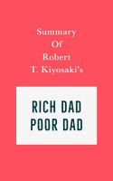 Summary of Robert T  Kiyosaki s Rich Dad Poor Dad PDF