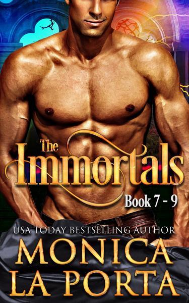 The Immortals - Books 7-9