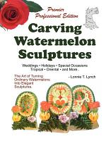 Carving Watermelon Sculptures