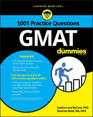 1 001 GMAT Practice Questions For Dummies PDF