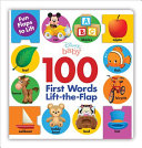 Disney Baby 100 First Words Lift the Flap