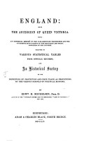 England Since the Accession of Queen Victoria PDF