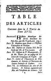 Bibliothèque françoise, ou histoire littéraire de la France: Volume 17
