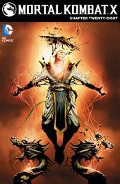 Mortal Kombat X (2015-) #28
