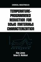 Tempature Programmed Reduction for Solid Materials Characterization PDF