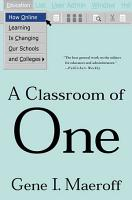 A Classroom of One PDF