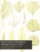 Report of the United States Geological Survey of the Territories: Volume 8