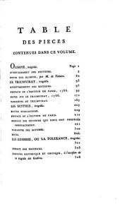 Œuvres complètes de Voltaire: Volume62