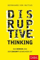 Disruptive Thinking PDF