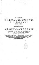 Opera omnia theologica