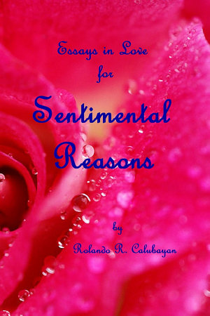 Essays in Love for Sentimental Reasons