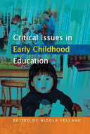 EBOOK: Critical Issues in Early Childhood Education