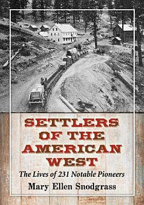 Settlers of the American West PDF