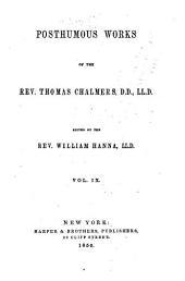 Prelections on Butler's Analogy, Paley's Evidences of Christianity and Hill's Lectures in Divinity: With Two Introductory Lectures, and Four Addresses Delivered in the New College, Edinburgh