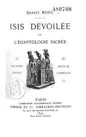 Isis dévoilée