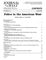 Journal of the West PDF