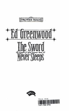The Sword Never Sleeps PDF