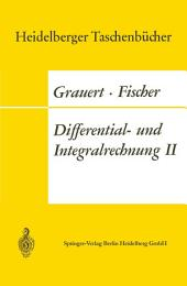 Differential- und Integralrechnung II: Differentialrechnung in mehreren Veränderlichen Differentialgleichungen