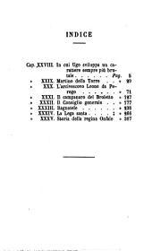 Beno de'Gozzadini, podestà di Milano: Storia del XIII. secolo. [Beno De'Gozzadini], Volume 3