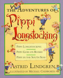 The Adventures of Pippi Longstocking Book