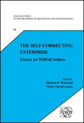 The Self-correcting Enterprise: Essays on Wilfrid Sellars