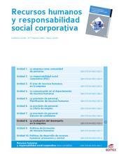La evaluación del desempeño en la empresa (Recursos humanos y responsabilidad social corporativa)