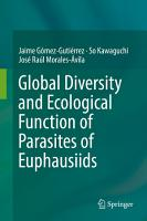 Global Diversity and Ecological Function of Parasites of Euphausiids PDF