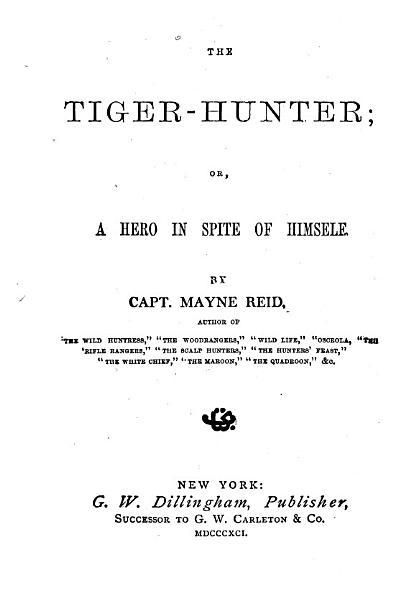 The Tiger hunter or A Hero in Spite of Himself PDF