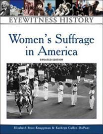 Women S Suffrage In America
