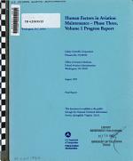 Human Factors in Aviation Maintenance PDF
