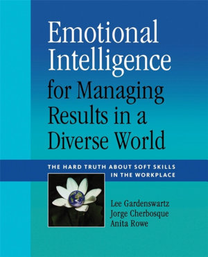 Emotional Intelligence for Managing Results in a Diverse World
