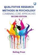 Qualitative Research Methods in Psychology PDF