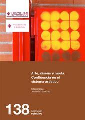 Arte, diseño y moda. Confluencia en el sistema artístico