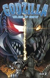 Godzilla: Rulers of Earth, Vol. 2