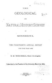 Annual Report - Geological and Natural History Survey of Minnesota