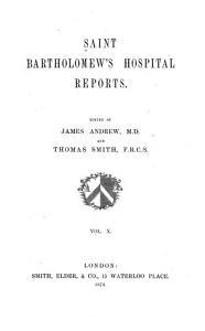 Saint Bartholomew s Hospital Reports     PDF