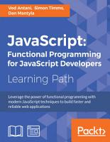JavaScript  Functional Programming for JavaScript Developers PDF