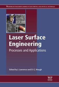 Laser Surface Engineering