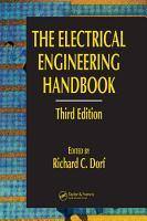 The Electrical Engineering Handbook   Six Volume Set PDF