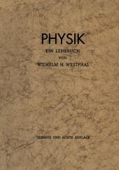 Physik: Ein Lehrbuch