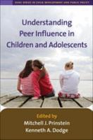 Understanding Peer Influence in Children and Adolescents PDF