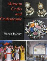 Mexican Crafts and Craftspeople PDF